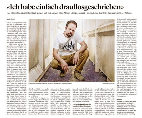Oltner Tagblatt, 2019