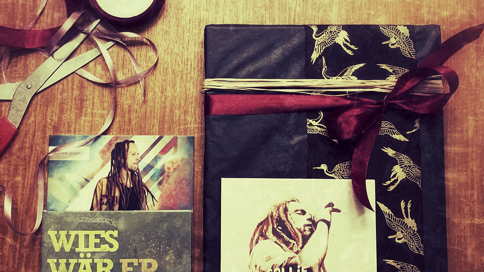 Special: Collie Herb CD-Package!