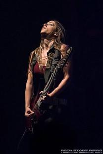 Nikki Stringfield - The Iron Maidens