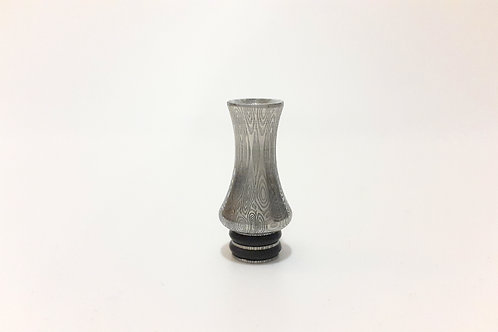 Evl Damascus Vase Drip Tip