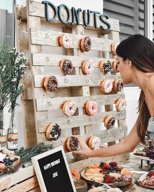 Donut Wall (Rental)