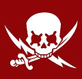 Blowback - H.M.S. Storm Jolly Roger.