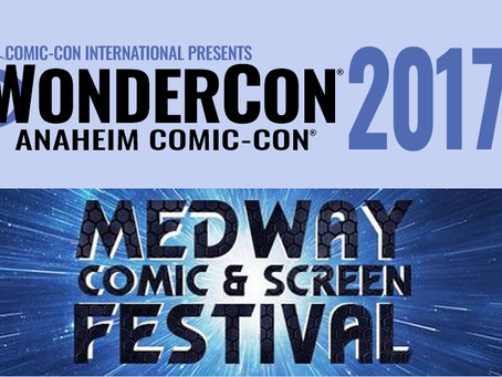 WonderCon and Medway