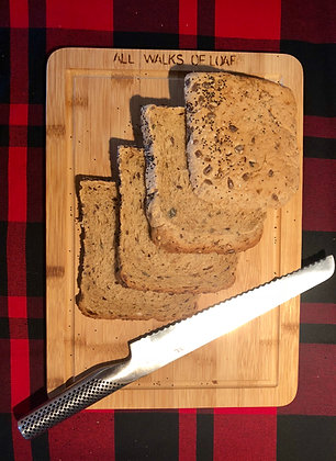 Large Chopping Board - All Walks of Loaf
