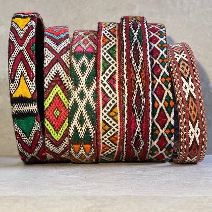 Medium Camel Leather Belt 90cm