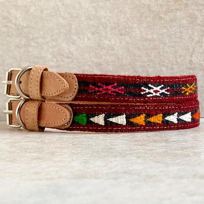 X Large Lamb Dog Collar 50cm