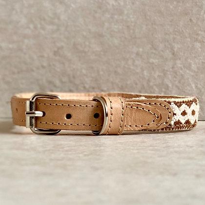 Medium Lamb Dog Collar 40cm