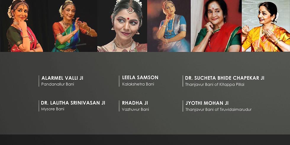 Bharatanatyam Webinar - Banis