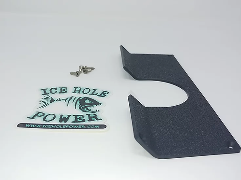 Blue Box Cover from Ice Hole Power