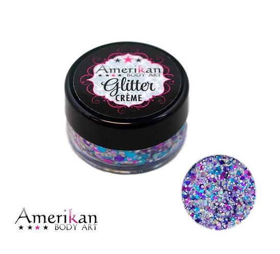 Amerikanbodyart Galaxy Glitter Creme 10g