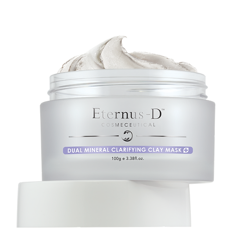 雙重礦物泥淨肌面膜 Dual Mineral Clarifying Clay Mask
