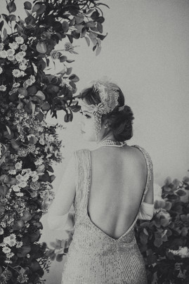 100yrs Bridal Styles - 1920s