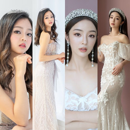 100yrs Bridal Styles  年代結集。後記