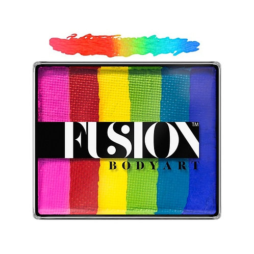 Fusion Body Art Rainbow Cake Bright Rainbow