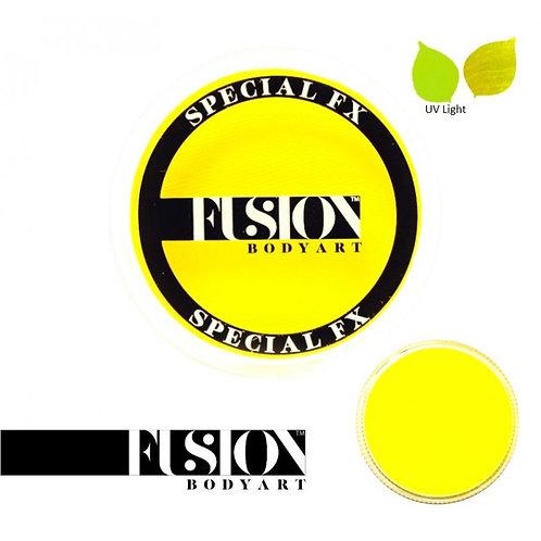 Fusion Body Art FX UV Neon Yellow