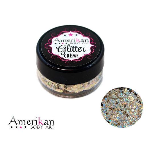 Amerikanbodyart Asteroid Glitter Creme 10g