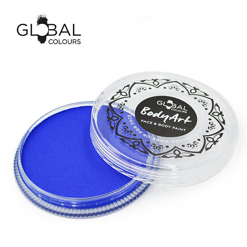 Global Ultra Blue - Face & Body Paint Cake 32g
