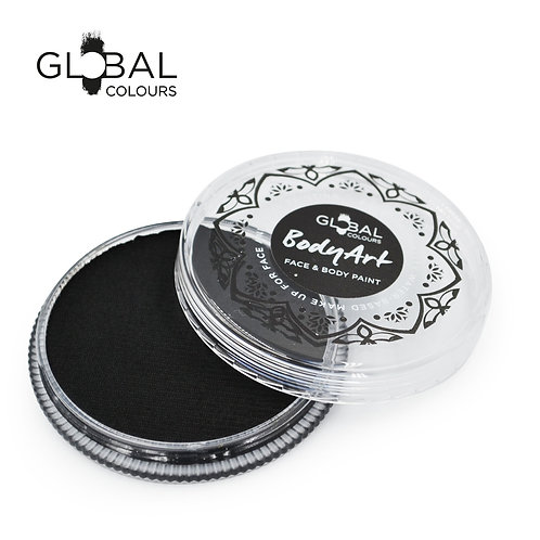 Global lack - Face & Body Paint Cake 32g