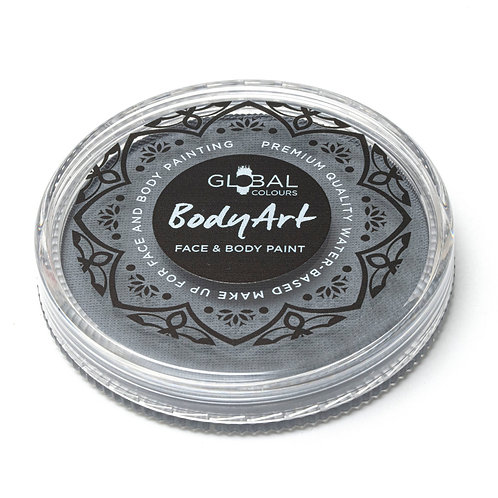 Global Stone Grey - Face & Body Paint Cake 32g