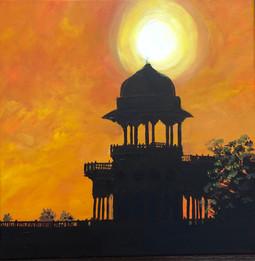 Taj Sun Rise