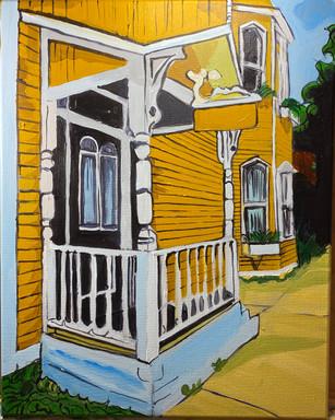 Yellow Bordello Warkworth