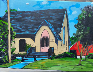 Church Home Warkworth