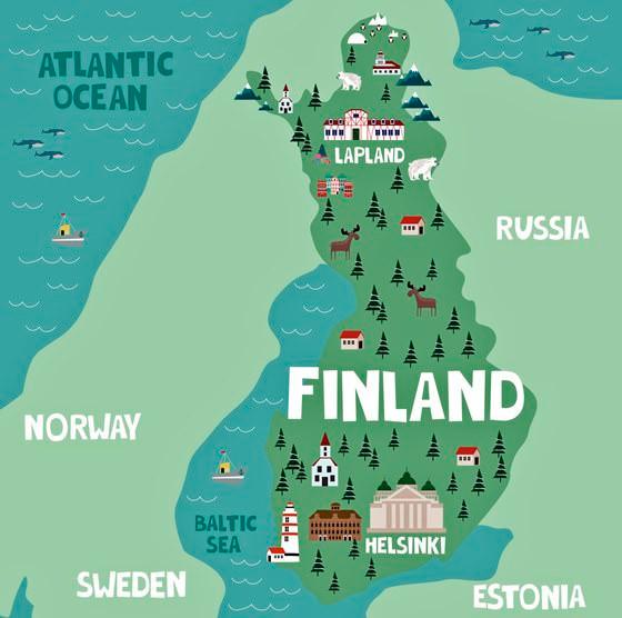 9 powodów, żeby studiować w Finlandii