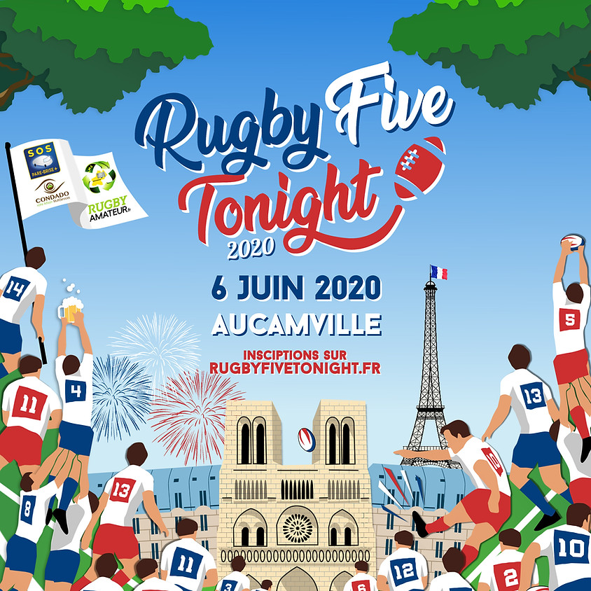 Rugby Five Tonight 2020