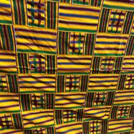 Waving Fabric