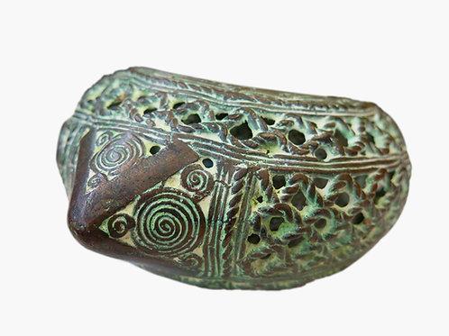 Benin Bronze Cuff