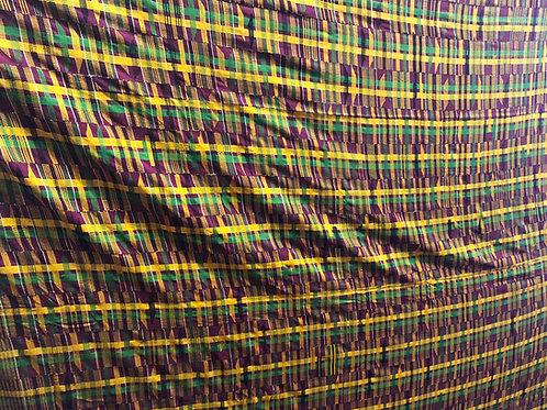 Handwaves Ashanti Kente Fabric