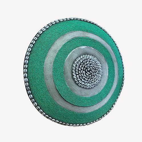 Beaded Shield