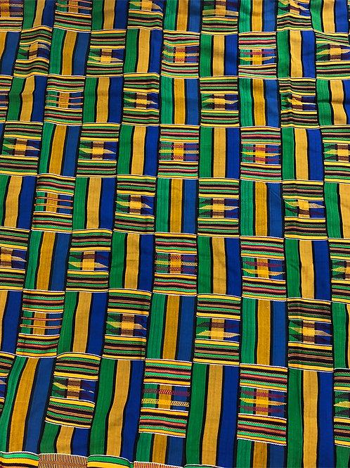 Ashanti Kente Fabric