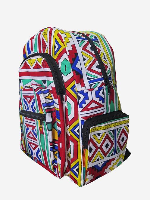 Colourful Backpack Bag