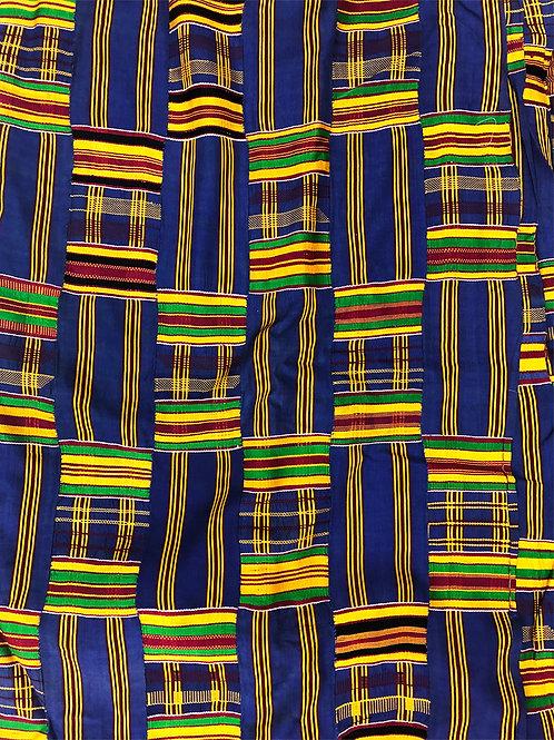 Colourful Ashanti Kente