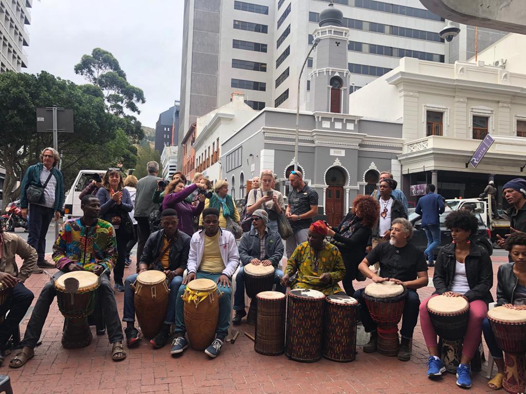 Saturday Drum Circle