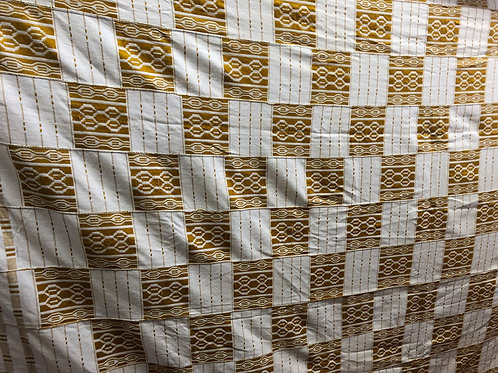 Ashanti Kente Fabric