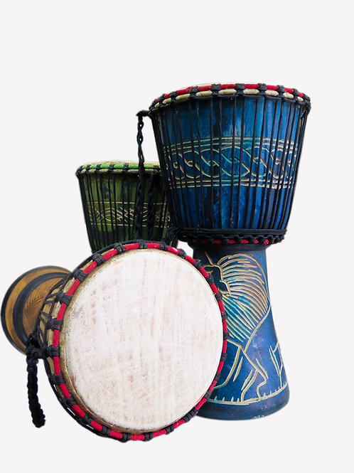 9 Inch Djembe Drum