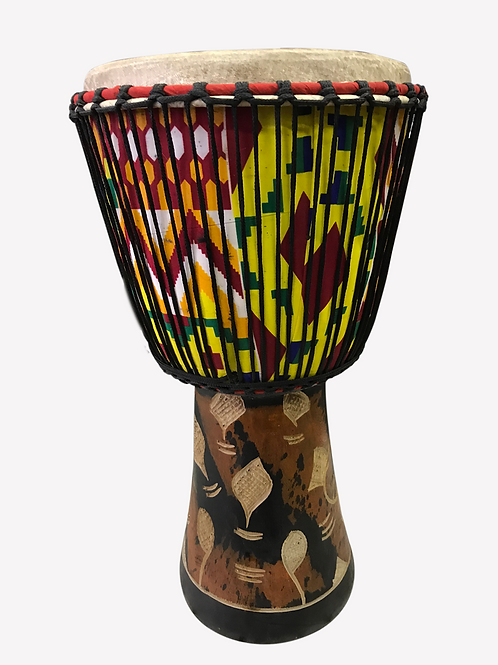 13 Inches Djembe Drum Goat skin