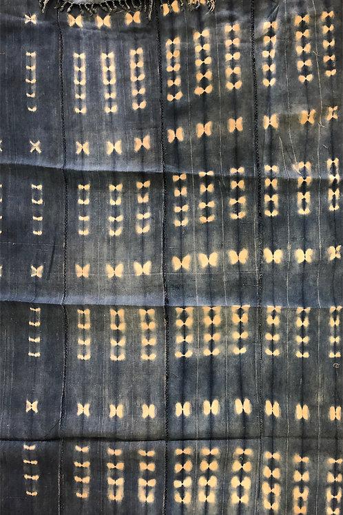 West Africa Indigo Cloth