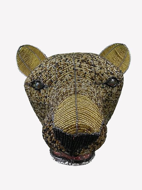 Beaded Leopard