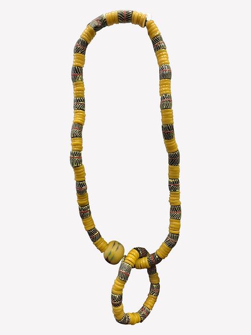 Handmade Ghana Necklace