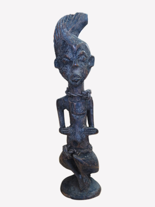 2 Set Antique Figures