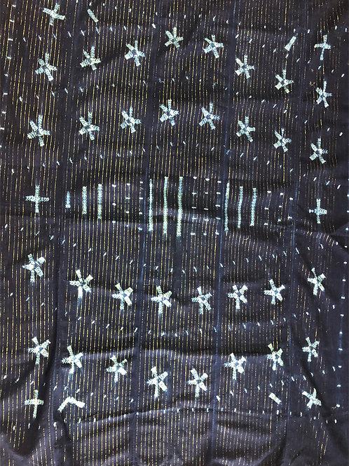 West Africa Indigo Fabric