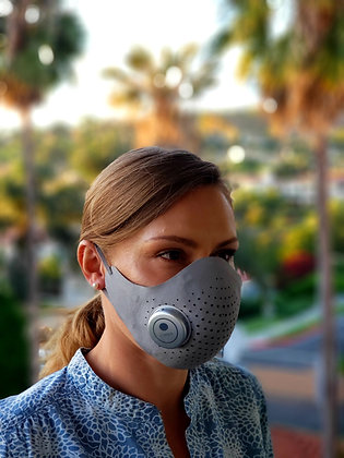 ERT Electric Negative Ion Face Mask