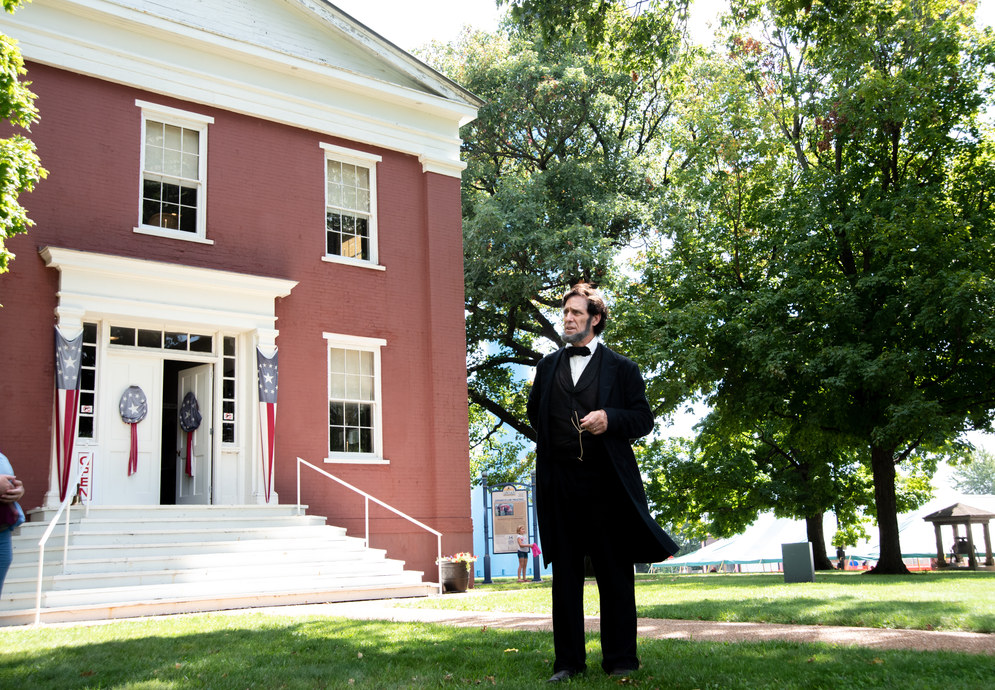 Mount Pulaski Courthouse
