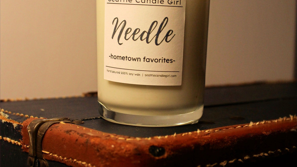 Needle: Hometown Favorites Soy Candle