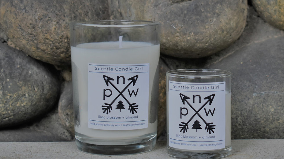 Pacific Northwest (PNW) Soy Candle