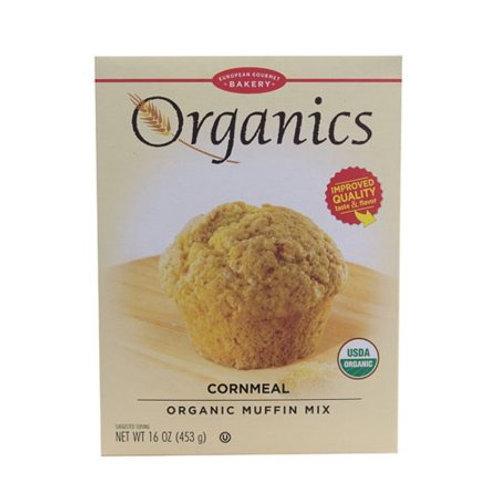 DrOetker Cornmeal Muffin Mix