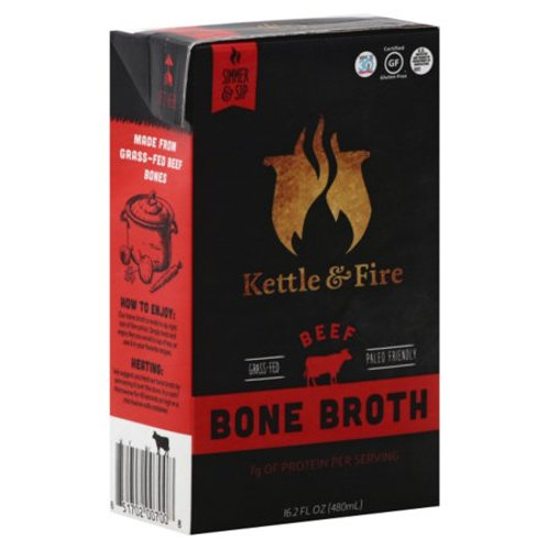 KettleFire Beef Bone Broth
